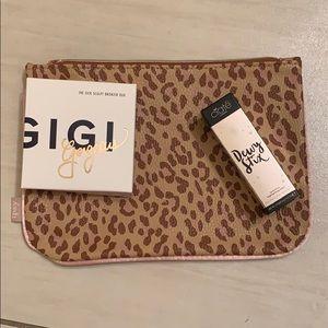Beauty Bundle Bronzer, Dewy Stick and Makeup Bag